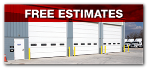 Free Estimates | Talk to our experts and meet with us. | garage door