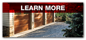 Learn More | Renew your garage in no time at all. | garage door